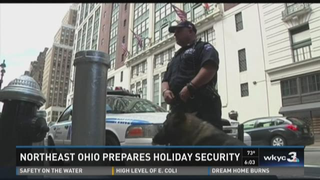 Security concerns overshadow the holiday