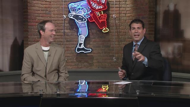 Dave Chudowsky talks Cleveland Indians
