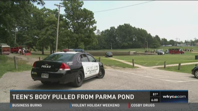 Teen who died at Parma park identified
