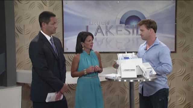 Scott DeFalco – Power Swabs Advanced Teeth Whitening System 7/7/15