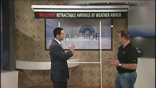 Matt Reeder – Weather Armor Awnings 7/7/15