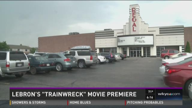 LeBron James' new movie to premiere in Akron