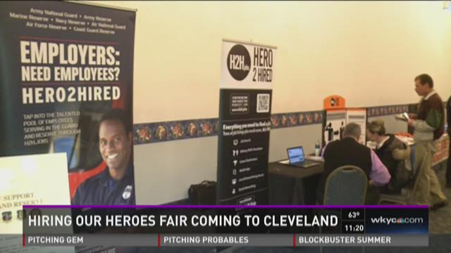 Job fair to help veterans and spouses find work