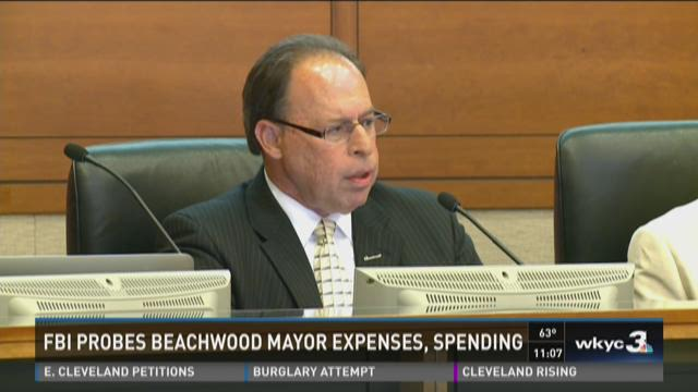 Investigator | FBI probing Beachwood mayor expenses, spending