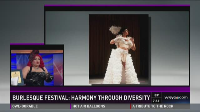 Burlesque Festival: Harmony through diversity