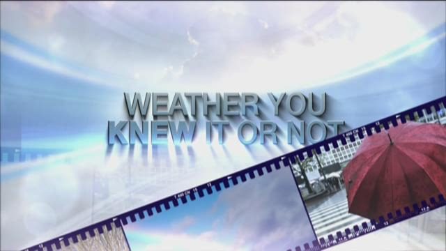 Marcus Walter – Weather You Knew it or Not 7/28/15