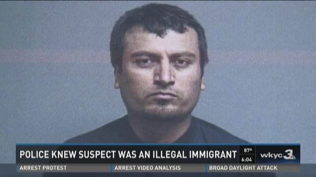 Investigator | Murder suspect detained as illegal immigrant but freed