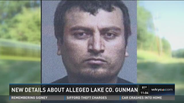 Lake County shooting suspect arraigned, bond set at $10M