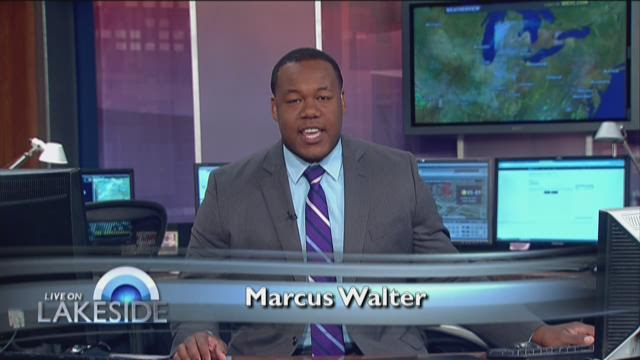 Marcus Walter - Weather You Knew it or Not 7/29/15