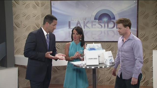 Scott DeFalco – Power Swabs Advanced Teeth Whitening System 7/29/15