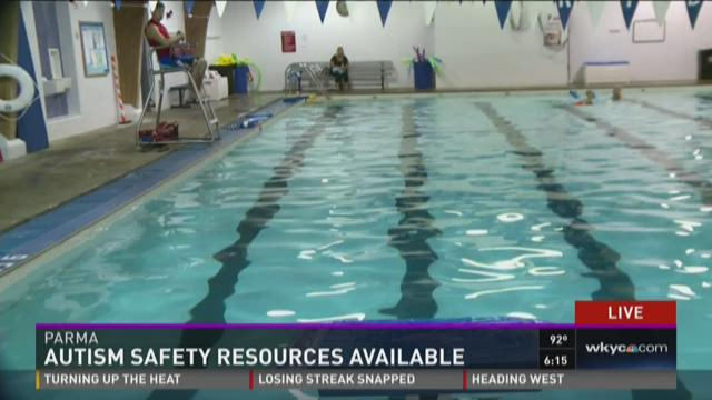 Autism Speaks encourages water safety