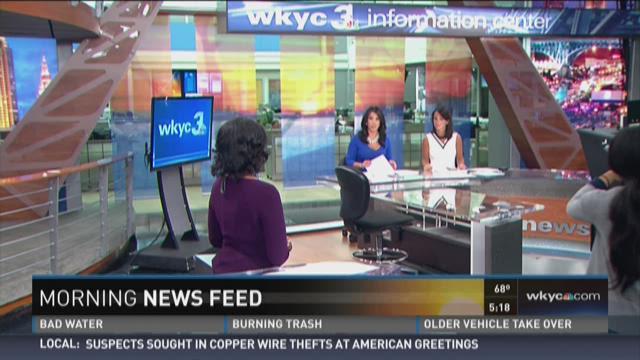 Morning News Feed (2)