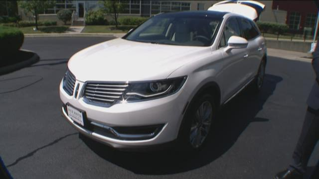 Chad Mayer – Nick Mayer Lincoln with the 2016 Lincoln MKX 7/31/15