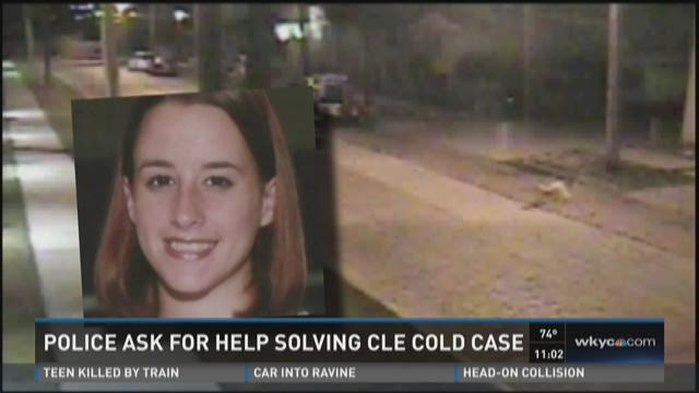 Police ask for help solving CLE cold case