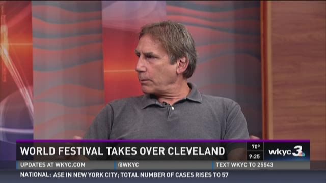TODAY | Cleveland World Festival highlights 70+ cultures