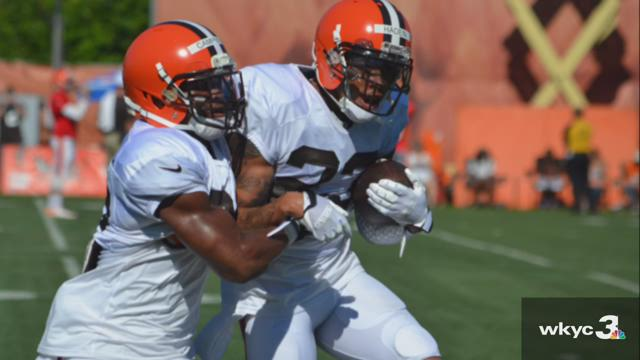 Daily Flo: Browns Training Camp Day Three