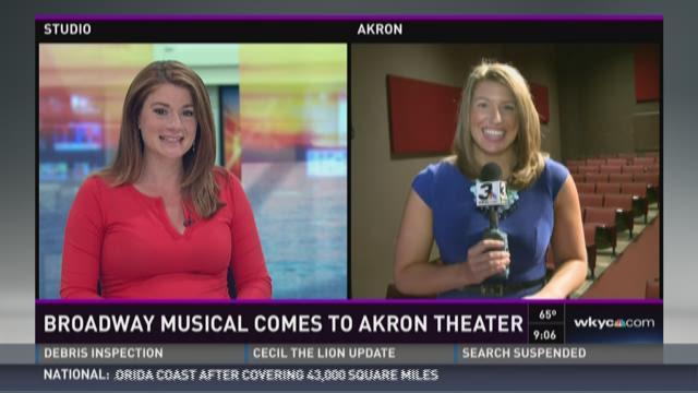 'Peter Pan' flies into Akron
