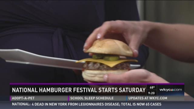 National Burger Festival grills up Akron fun