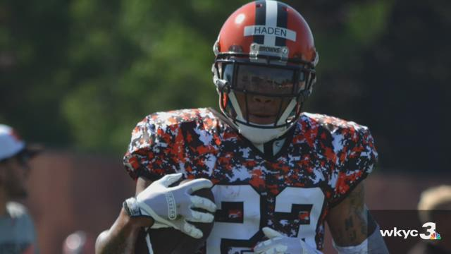 Daily Flo: Day Four of Browns Training Camp