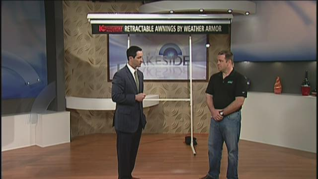 Matt Reeder – Weather Armor Retractable Awnings 8/4/15