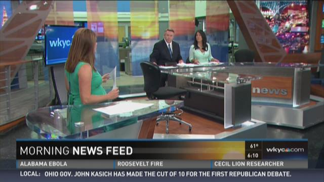 Top headlines: August 5, 2015