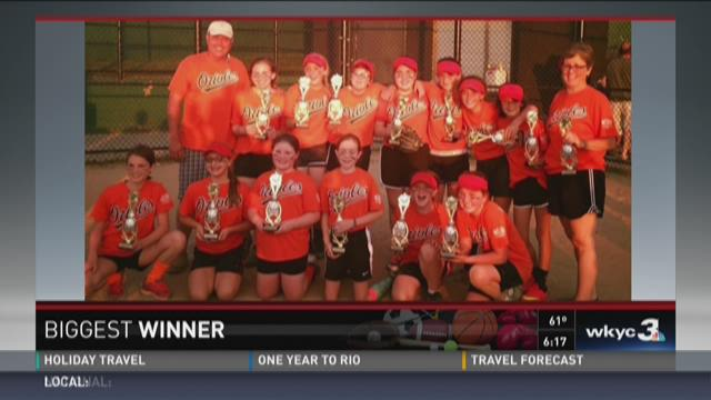 Biggest Winner: Lakewood Orioles