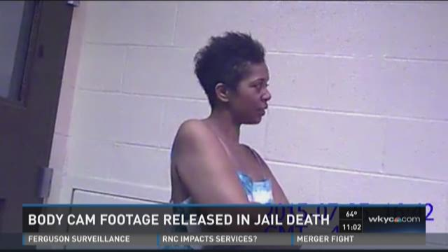 Woman who died in jail