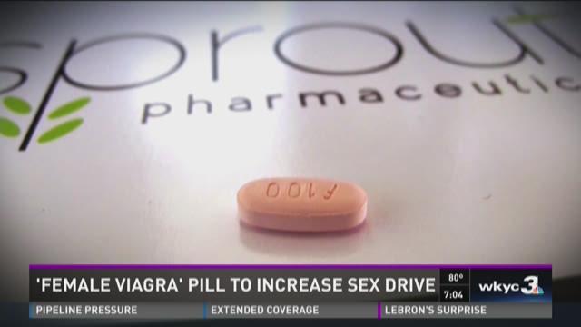 Fda approved sex drug for women