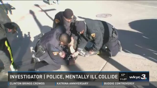 Investigator | Family of mentally ill man question police