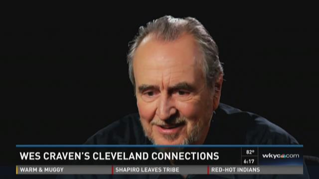 Wes Craven's Cleveland connections