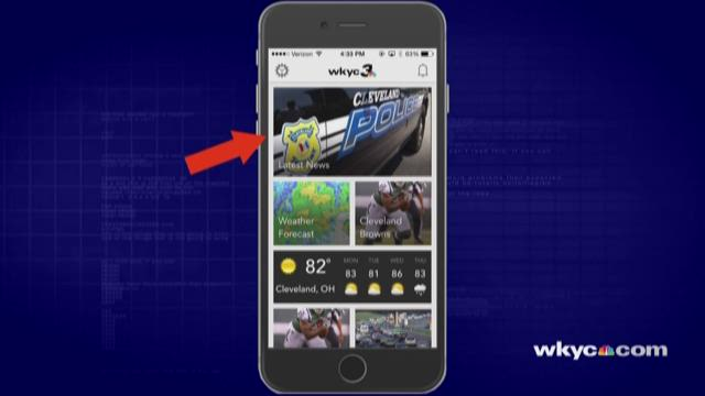 Check out WKYC's latest news app, now available in your app store!