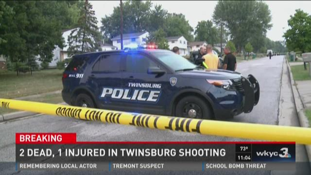 Shooter, victim dead in Twinsburg shooting