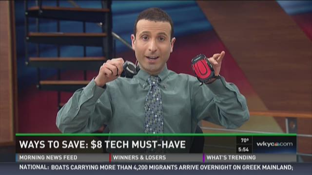 Ways To Save: $8 Tech Must-Have