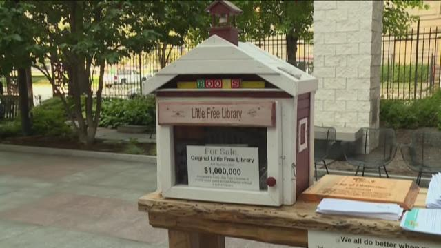 Todd Bol - Little Free Library Movement 9/1/15