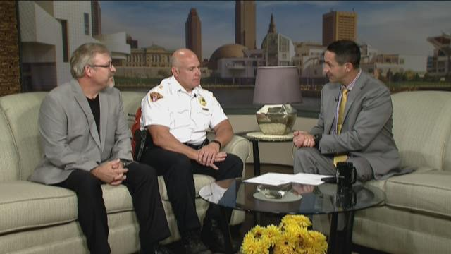 Keith Sulzer & Doug Chadwick- Special Libraries for Local Police Districts 9/1/15