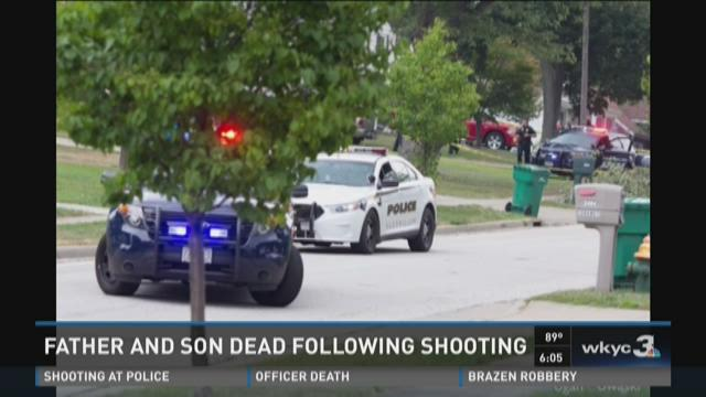 Father and son dead following Twinsburg shooting