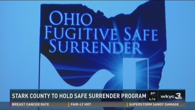 Stark County to hold safe surrender program
