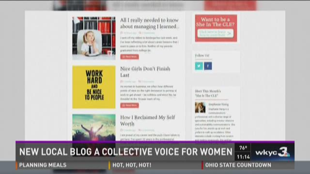 'She in the CLE' blog a collective voice for women