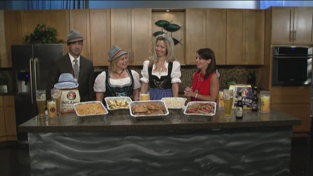 Candyce Traci, Cindy Hoertz, & The Chardon Polka Band- 11th Annual Cleveland Oktoberfest 9.2.1
