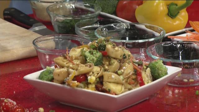 Loretta Paganini - Summer Pasta Salad 9.3.15