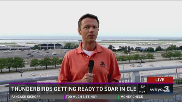Cleveland Air Show Preview
