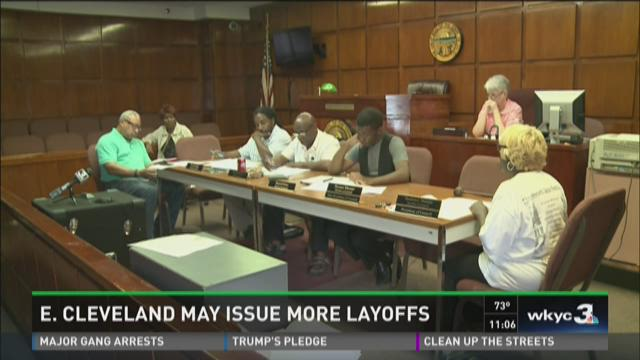 East Cleveland to possibly issue more layoffs