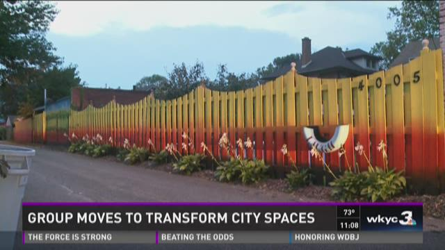 Group moves to transform Cleveland's Clark-Fulton alleyways