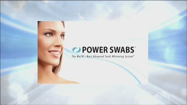 Annette Figueroa – Power Swabs Advanced Teeth Whitening System 9.4.15