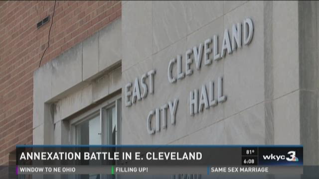 East Cleveland's annexation battle continues