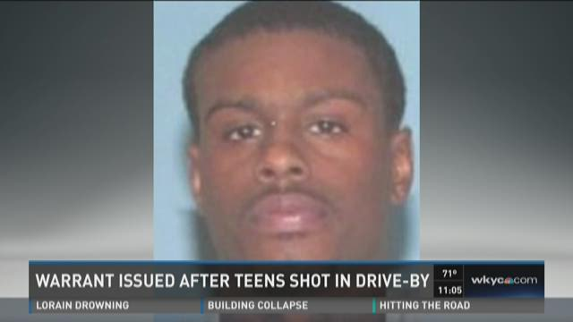 Suspect ID'd after 2 teens shot on Cleveland's east side