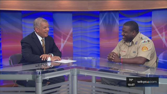 7 Minutes with Russ Mitchell: G. Dwayne Jones