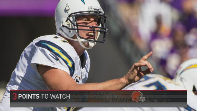 John's Take:  3 Points to Watch for Browns vs. Chargers