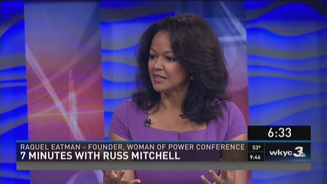 7-Minutes with Russ Mitchell