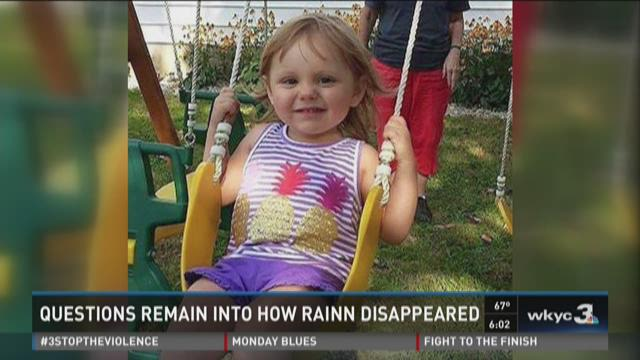 Questions surround 2-year-old's disappearance